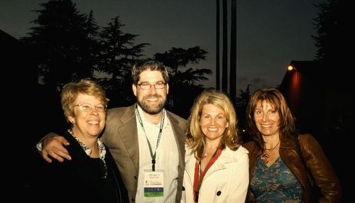 Laurie Orlov Jeff Maltz Jill Gilbert and Renee Blodgett