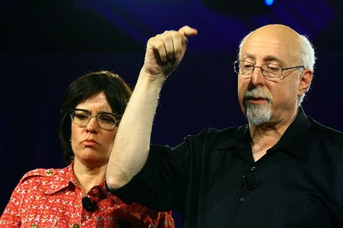 Kara-Swisher and Walt-Mossberg on the D stage (1)