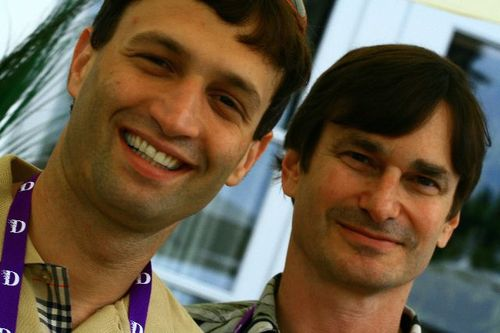Raanan Bar-Cohen and Steve Edelson