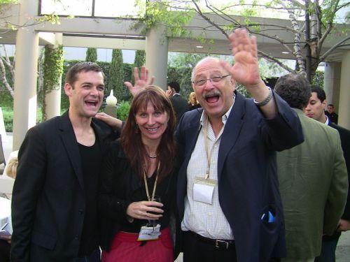 Allen-Hurff Renee-Blodgett and Yossi-Vardi