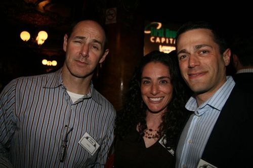 First-Round Capital networking at June 2009 bash