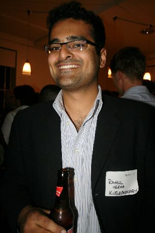 Rahul Verma of Kubera Money