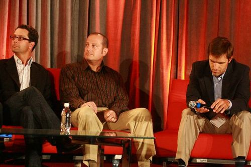 VC and Natalie panel