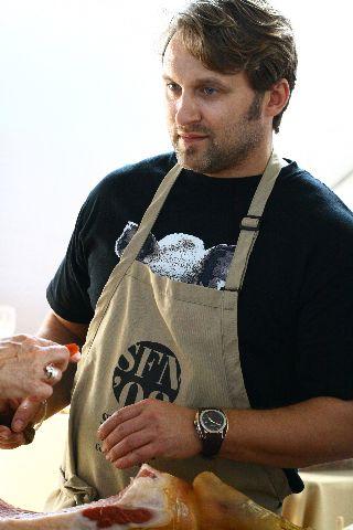 Poggio Trattoria chef Peter McNee