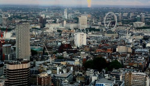 London from BT Tower (4)
