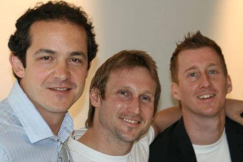 Basekits Juan Lobato Richard Best and Simon Best (1)
