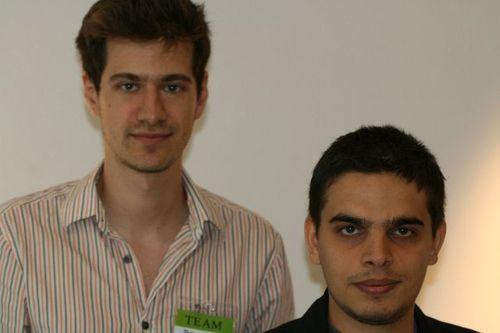UberVus Dragos Ilinca and Vladimir Oane
