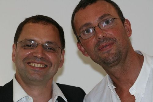 Kwagas Eric Bezy and Philippe Laval (1)