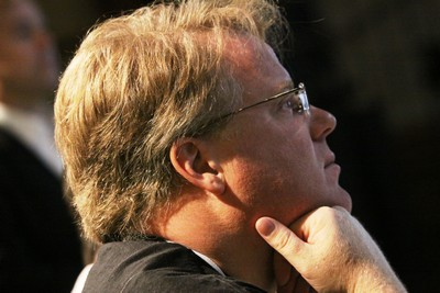 Robert-Scoble in thought at TC50