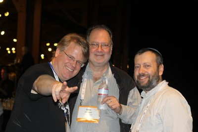 Robert-Scoble Steve-Gillmor and Gil-Reich (1)