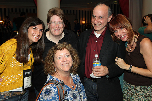 Laura-Beck Chris-Shipley Jon-Pepper Renee Blodgett and Janet Rae-dupree