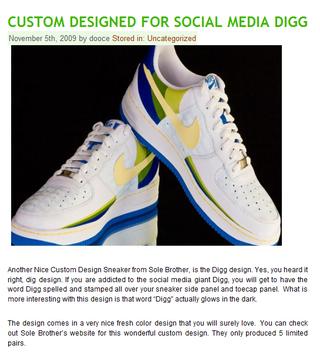Digg sneakers
