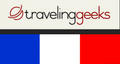 Traveling geeks to france