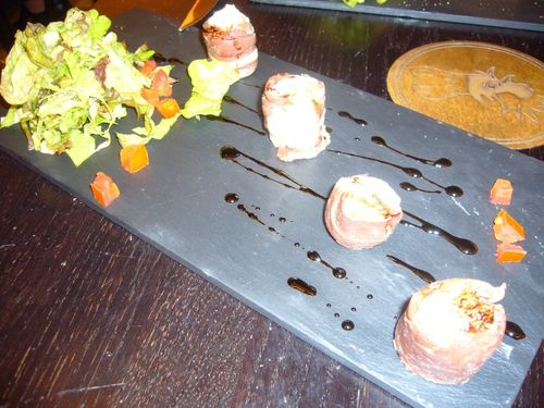 Les Fous DeLile on 33 rue des deux ponts Paris meals Dec 2009 (28)