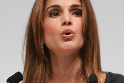 Her Majesty Queen Rania Al Abdullah of the Hashemite Kingdom of Jordan at leweb09 (36)