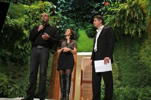Loic and Geraldine LeMeur kick off LeWeb (8)