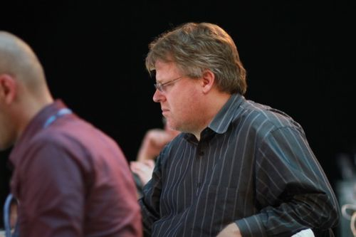 Scoble at leweb09 (1)
