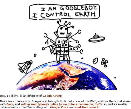 Googlecontrol