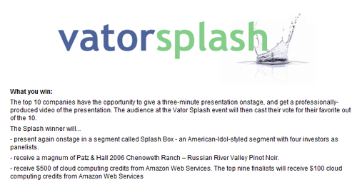 Vatorsplash