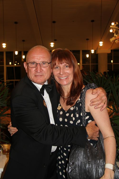Peter-Farrell and Renee-Blodgett