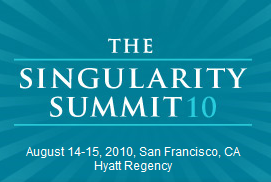 Singularity summit logo