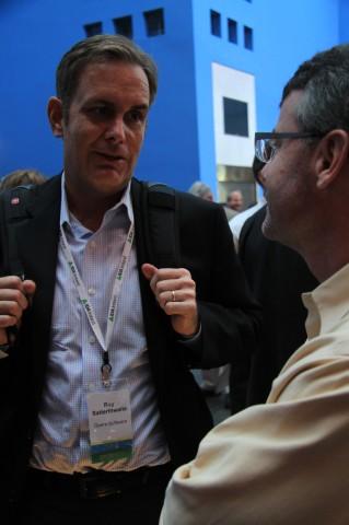 Roy-Satterthwaite of Opera Software and Bob Borchers of Opus Capital (3)