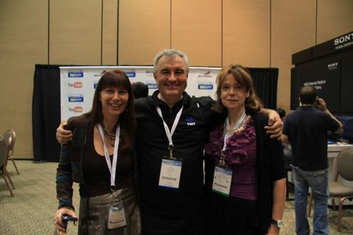 Renee-blodgett leo-laporte at blogworldexpo - blogworld - bwe10 (8)