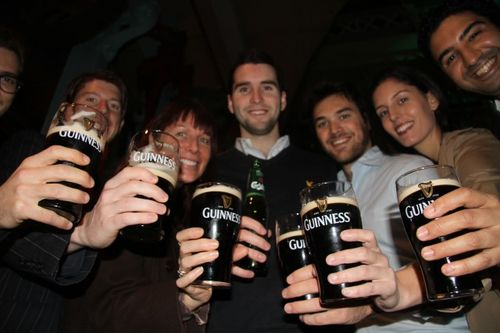 The guinness storehouse in dublin (17)