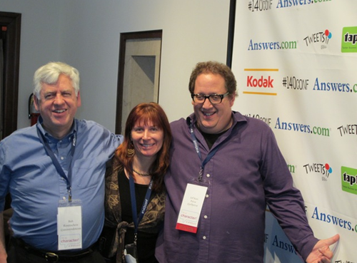 Bob-Rosenschein Renee-Blodgett and Jeff-Pulver
