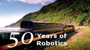 50yearsof robotics