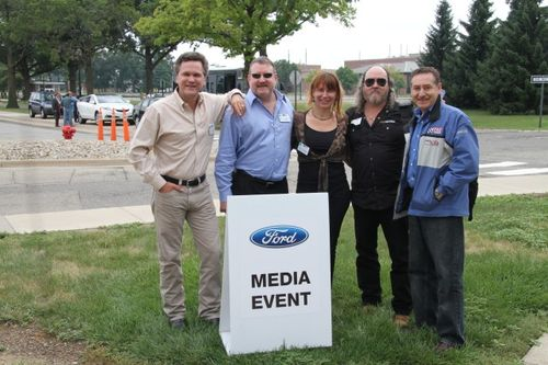 Eric Okeefe Eddie Lee Rider Renee-Blodgett Pepe Forte and Ricardo Rodriguez-Long at Ford Media Event (6)