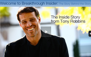 tony robbins breakthrough relationship trust