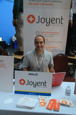 Joyent at Mobilize