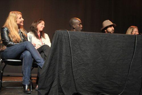 The Good Panel inc Stefanie on Adventuregirl on panel (9)