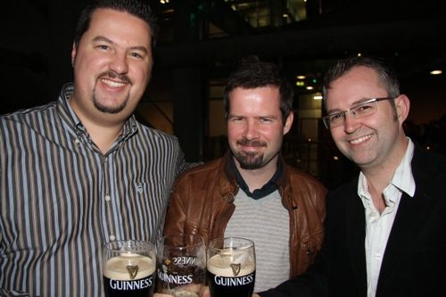 Robin-wauters and mike-butcher at guinness storehouse in dublin (2)