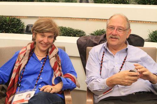 Steffi and Yossi (1)