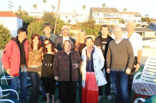 Consciousness gathering in santa monica (3)