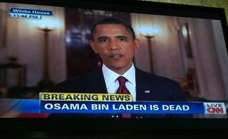 Obama on tv (2)