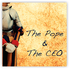 Pope and ceo1