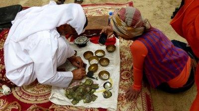 Desert day traditional javier