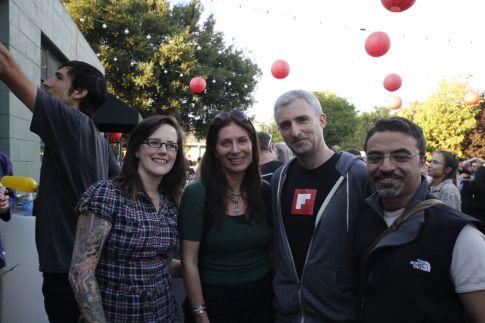 Flipboard anniversary party (10)