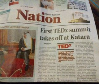Tedxsummit in paper