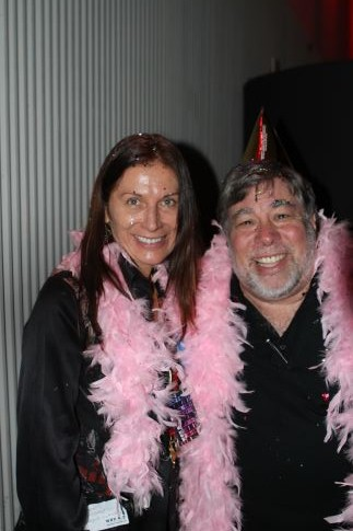 Renee-blodgett steve-wozniak