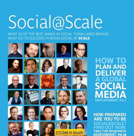 Social at scale