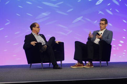 Ray-Kurzweil on DEMO 2012 stage (20)
