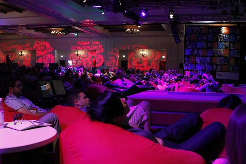 Inside TEDActive Hall (4)