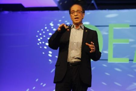 Ray-Kurzweil on DEMO 2012 stage (19)