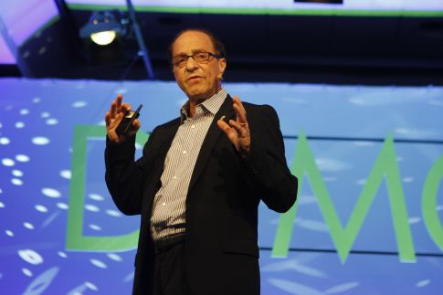 Ray-Kurzweil on DEMO 2012 stage (5)