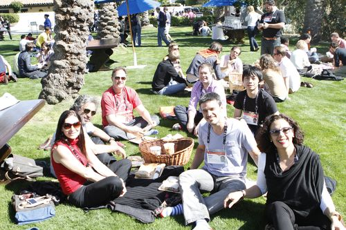 TedActive outside picnic (1)
