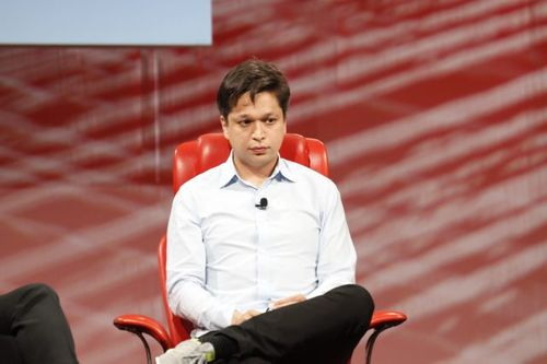 Pinterest founder Ben Silbermann (15)